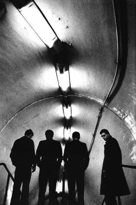 Joy Division: su última foto